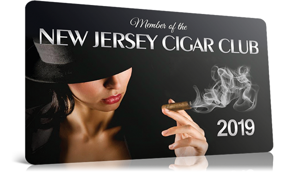 NJCigarClub card Front